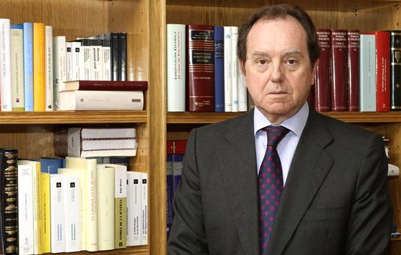 Jaime Alfonsín sustituye a Rafael Spottorno como jefe de la Casa del Rey