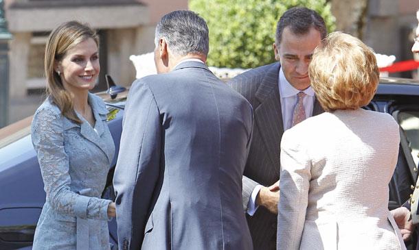 Los Reyes viajan a Portugal en su segunda visita oficial al extranjero