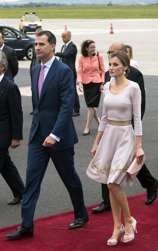Los Reyes, con paso firme en París