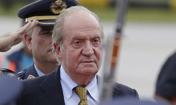 El rey Juan Carlos, homenajeado por los mandatarios que asisten a la investidura del presidente de Colombia