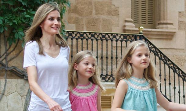 ¿Qué han hecho la Reina Letizia y sus hijas estos días en Mallorca?