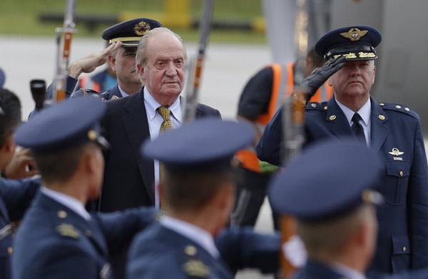 El rey Juan Carlos y el rey Felipe, dos hombres y un destino: Colombia
