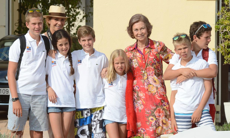 La reina sof a una enamorada de mallorca foto 1 for Escuela de cocina mallorca