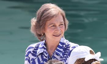 La reina Sofía, una enamorada de Mallorca