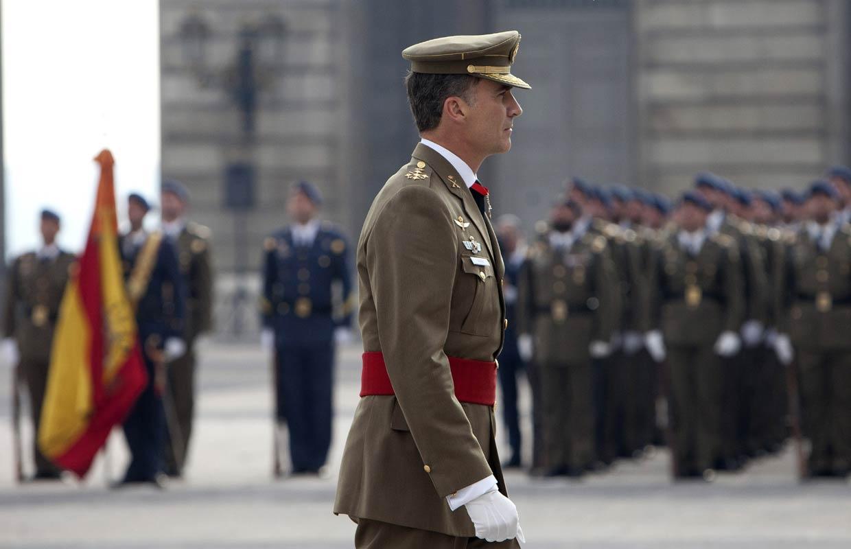 Los cien d as del reinado de felipe vi - La casa de los uniformes sevilla ...