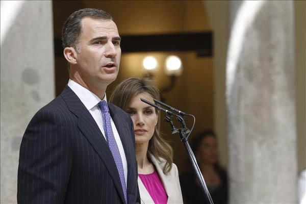 Los Reyes de España inician en Nueva York su compromiso internacional más importante desde su proclamación