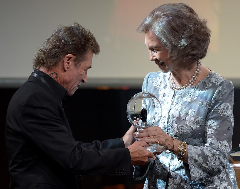 Tras pasar unos días en Ginebra con la infanta Cristina, doña Sofía viaja a Alemania para recibir un premio