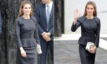 La Reina se inspira en la Semana de la Moda de París