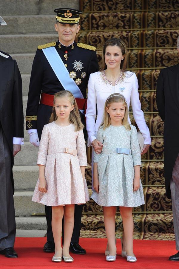 La Familia Real no aceptará regalos excesivos o que puedan comprometer su dignidad