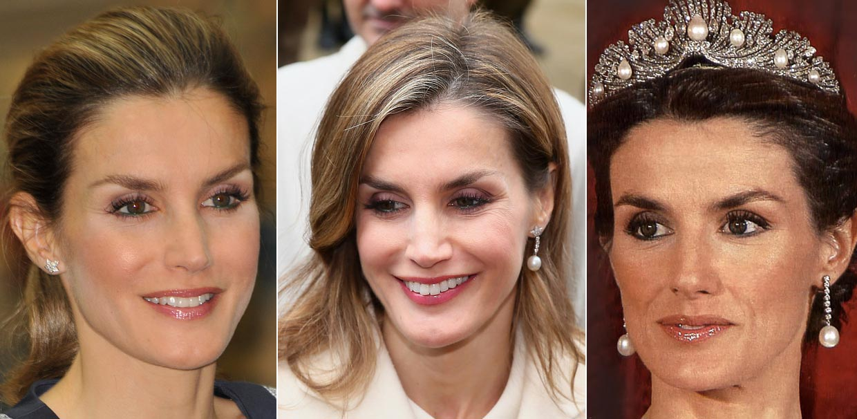 El 'tuneo' de los pendientes favoritos de la Reina