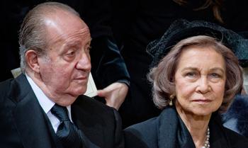 Los Reyes Juan Carlos y Sofía presidirán esta tarde el funeral por la Duquesa de Alba