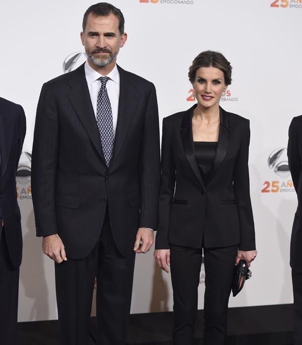 La gran fiesta de Antena 3 presidida por los Reyes