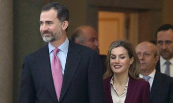 Don Felipe y doña Letizia, reyes de las Artes: 'España no progresará sin vosotros porque no hay progreso sin cultura'