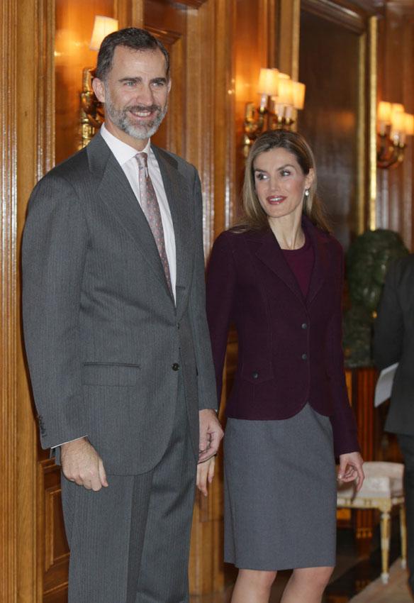 El Rey se baja el sueldo y asigna a doña Letizia una cantidad inferior a la que cobraba doña Sofía