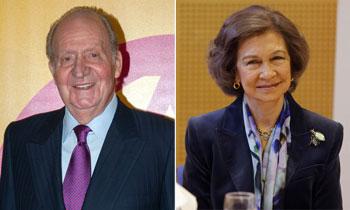 Los reyes Juan Carlos y Sofía retoman su agenda