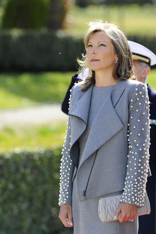 La Reina Y La Primera Dama De Colombia Duelo De Elegancia