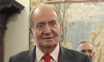El rey Juan Carlos, de Uruguay a una intensa visita de tres días a Washington