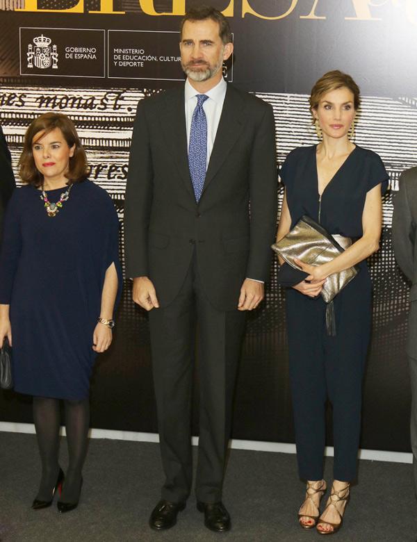 La reina Letizia, detalles que marcan la diferencia