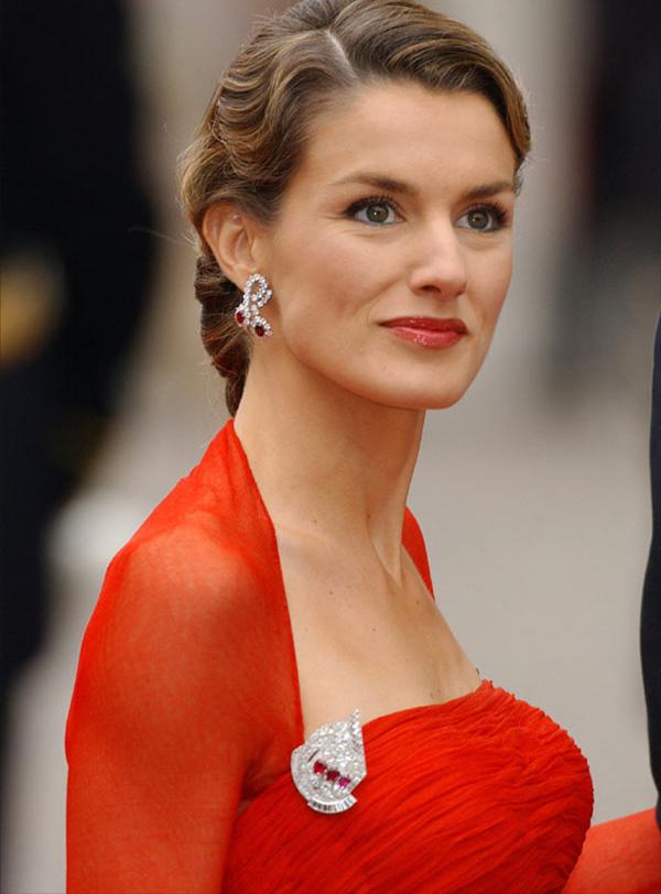 Doña Letizia en Copenhague: debut como Princesa, debut como Reina