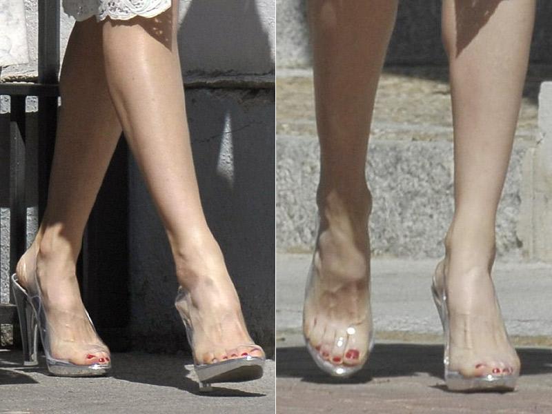 Los originales zapatos de la reina Letizia - Foto 1