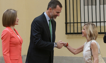 Los Reyes celebran el bicentenario de la Grandeza de España en las vísperas de 'su día grande' como soberanos