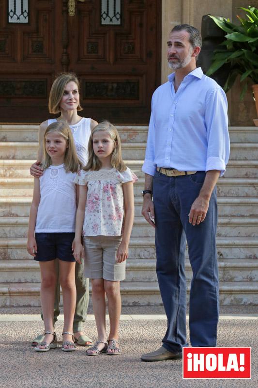 Los reyes inauguran sus vacaciones en mallorca - Casa de los reyes de espana ...