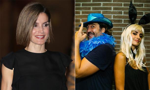 ¿Estuvo la Reina en el concierto de U2? Penélope Cruz y Javier Bardem sí
