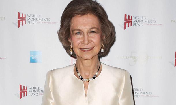 La reina Sofía recoge lo sembrado: ahora un premio en Nueva York por su labor de preservación patrimonial