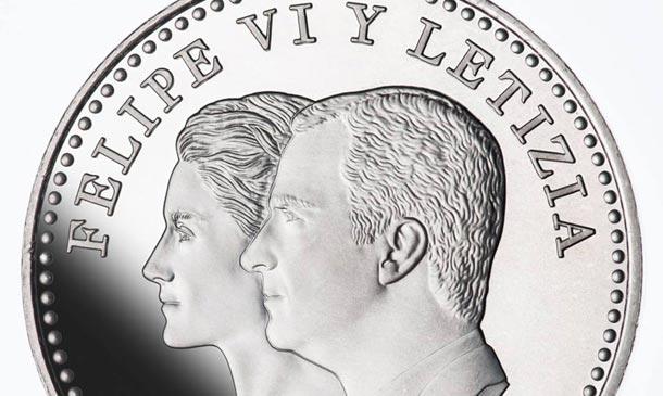 La primera moneda de los Reyes se pone hoy en circulación