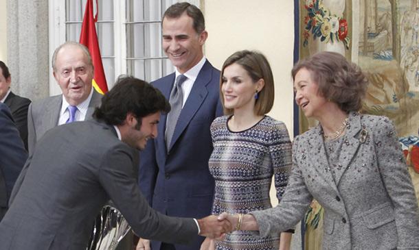 El Rey entrega el primer Premio Princesa Leonor del Deporte