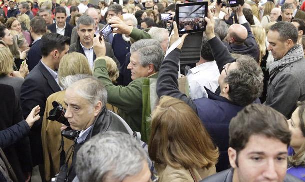 ¿A qué 'royal' quiere ver esta multitud?