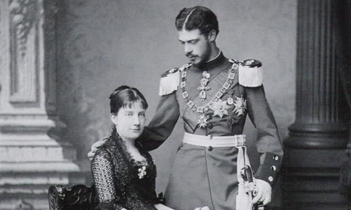Paz de Borbón, Infanta de España y Princesa de Baviera