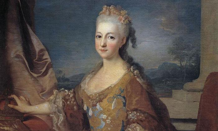 Luisa Isabel de Orleans y Borbón, 'la reina loca'