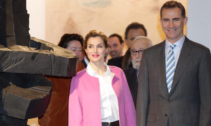 Doña Letizia, una Reina de vanguardia para un tiempo de arte