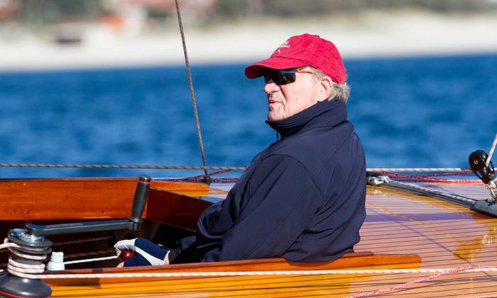 El rey Juan Carlos vuelve a disfrutar de su afición favorita