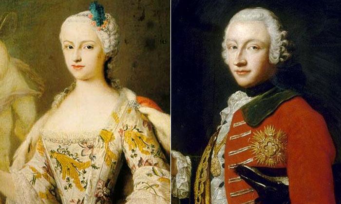 María Antonia Fernanda de Borbón, la Reina impopular de Cerdeña