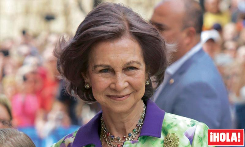 ¿Por qué está tan guapa la reina Sofía?
