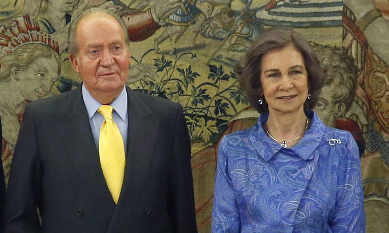 Don Juan Carlos y doña Sofía asistirán al cumpleaños del rey Carlos Gustavo de Suecia