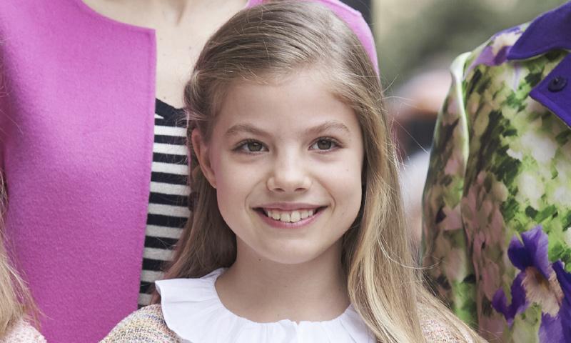 La infanta Sofía cumple nueve años, ¡felicidades!
