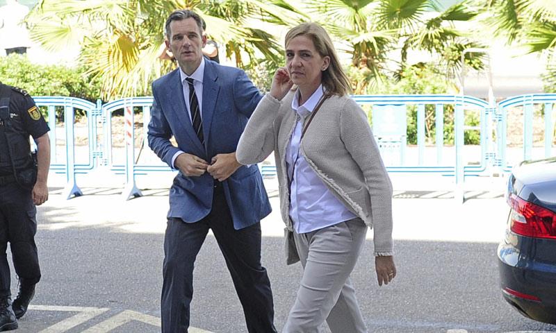 La fiscalía reitera que no pide pena de prisión para la infanta Cristina por su implicación en el caso Nóos