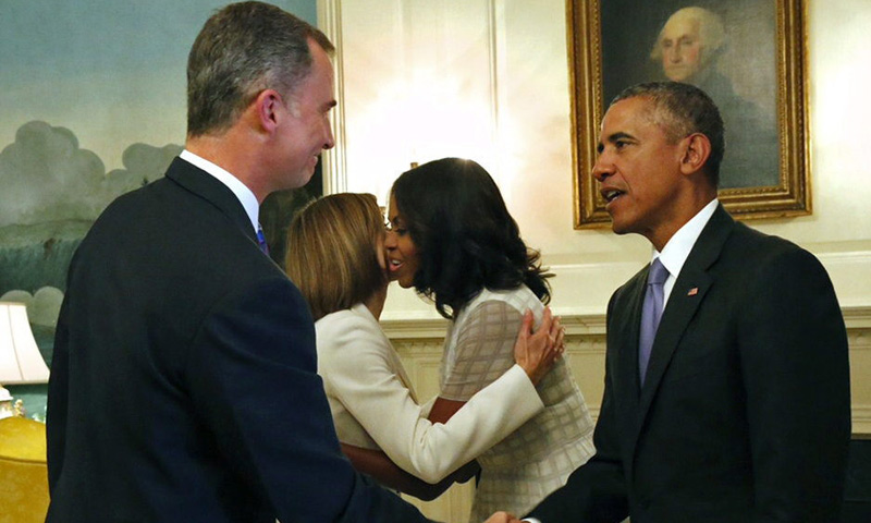 Sevilla, Cádiz, Madrid… Así será el viaje de Barack Obama a España