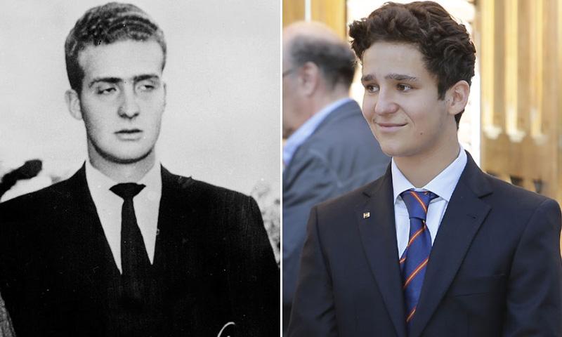 Felipe de Marichalar, el nieto que más se parece al rey Juan Carlos