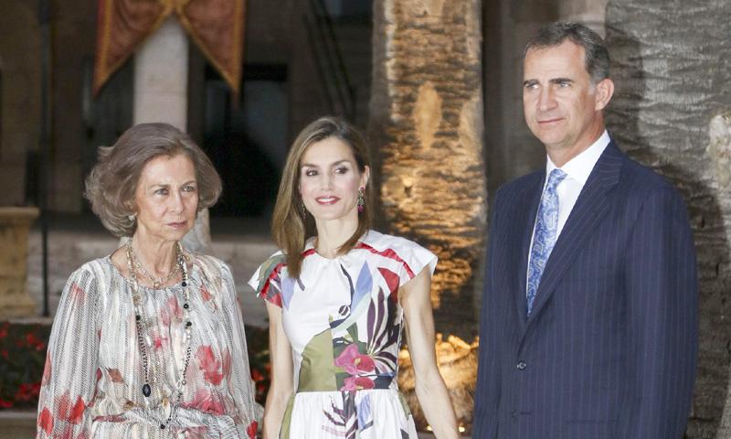 Los Reyes siguen sumando invitados a su despedida oficial de Mallorca