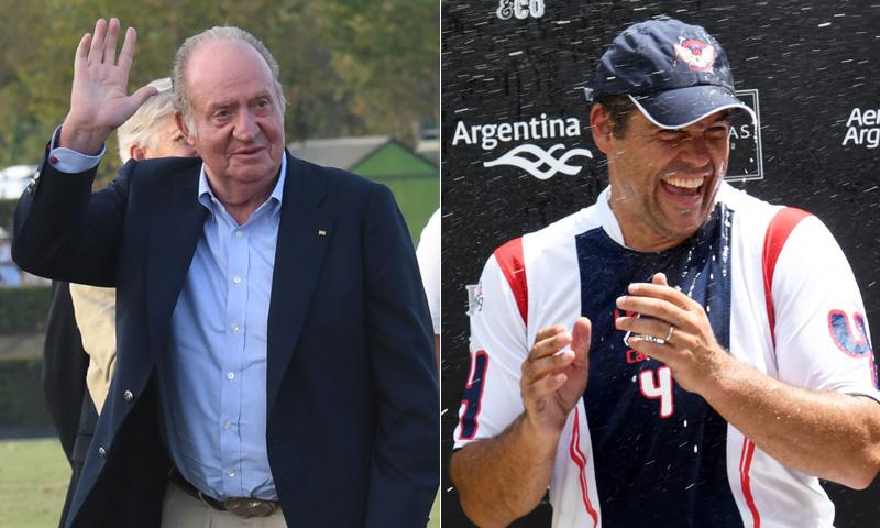 Un día en el polo: Luis Alfonso de Borbón gana y el Rey entrega los premios