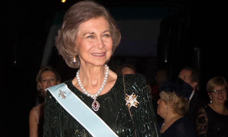 La reina Sofía cumple 78 años volcada como siempre en su papel de servicio a España