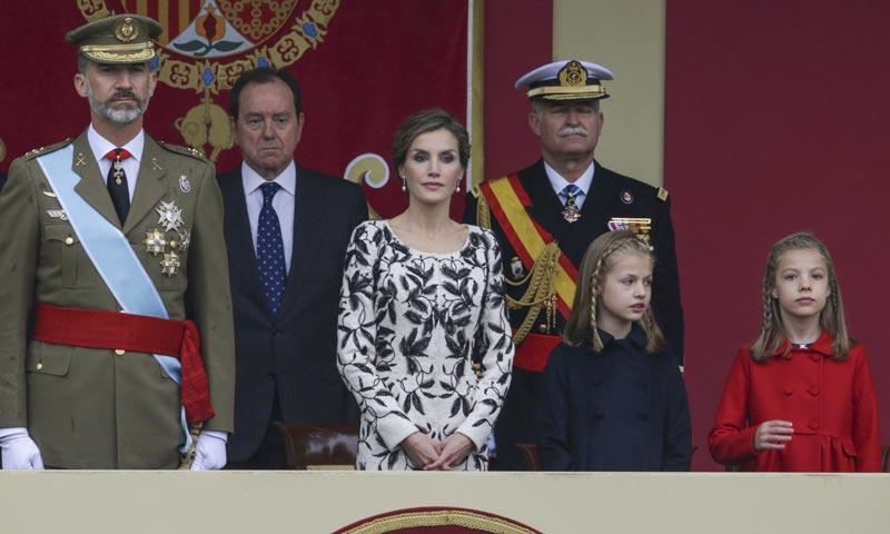 La agenda de la princesa Leonor y la infanta Sofía sigue creciendo
