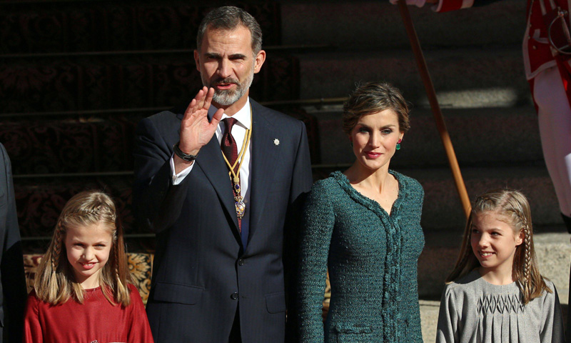 Comienza la primera legislatura bajo el reinado de Felipe VI
