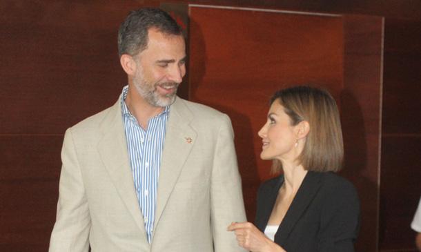 Desvelamos en HOLA.com la noche de 'Aliados' de los reyes Felipe y Letizia
