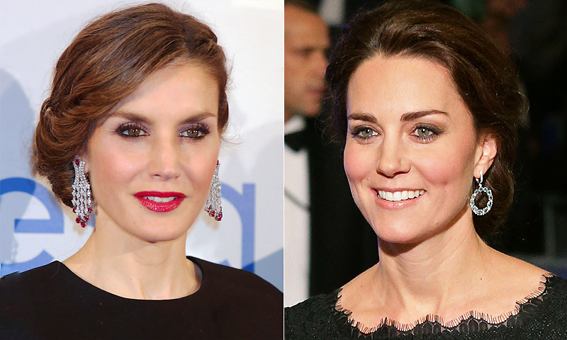 El esperado encuentro de la reina Letizia y la Duquesa de Cambridge se producirá en junio