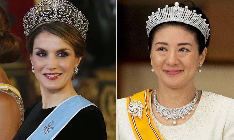 Un paso más en su recuperación: Masako de Japón, la 'princesa triste' recibirá a la reina Letizia